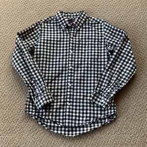 Children's Place Gingham Button Down
